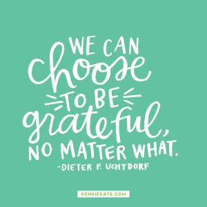 Dieter F. Uchtdorf Quote About Gratitude