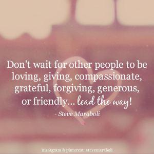 Steve Maraboli Self-Care Quote Over a Heart