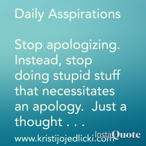 Daily Asspirations Quote