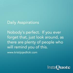 Daily Asspirations