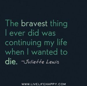 Juliette Lewis Quote