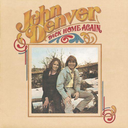"""Album Seven: John Denver """"Back Home Again"""""""