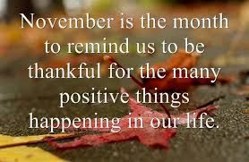 Gratitude, There's Always Something to Be Grateful For